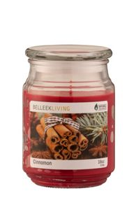 Belleek Living Cinnamon candle