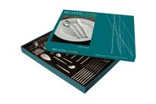 Eternal 44 piece cutlery set