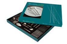 Belleek Living Eternal 58 piece cutlery set