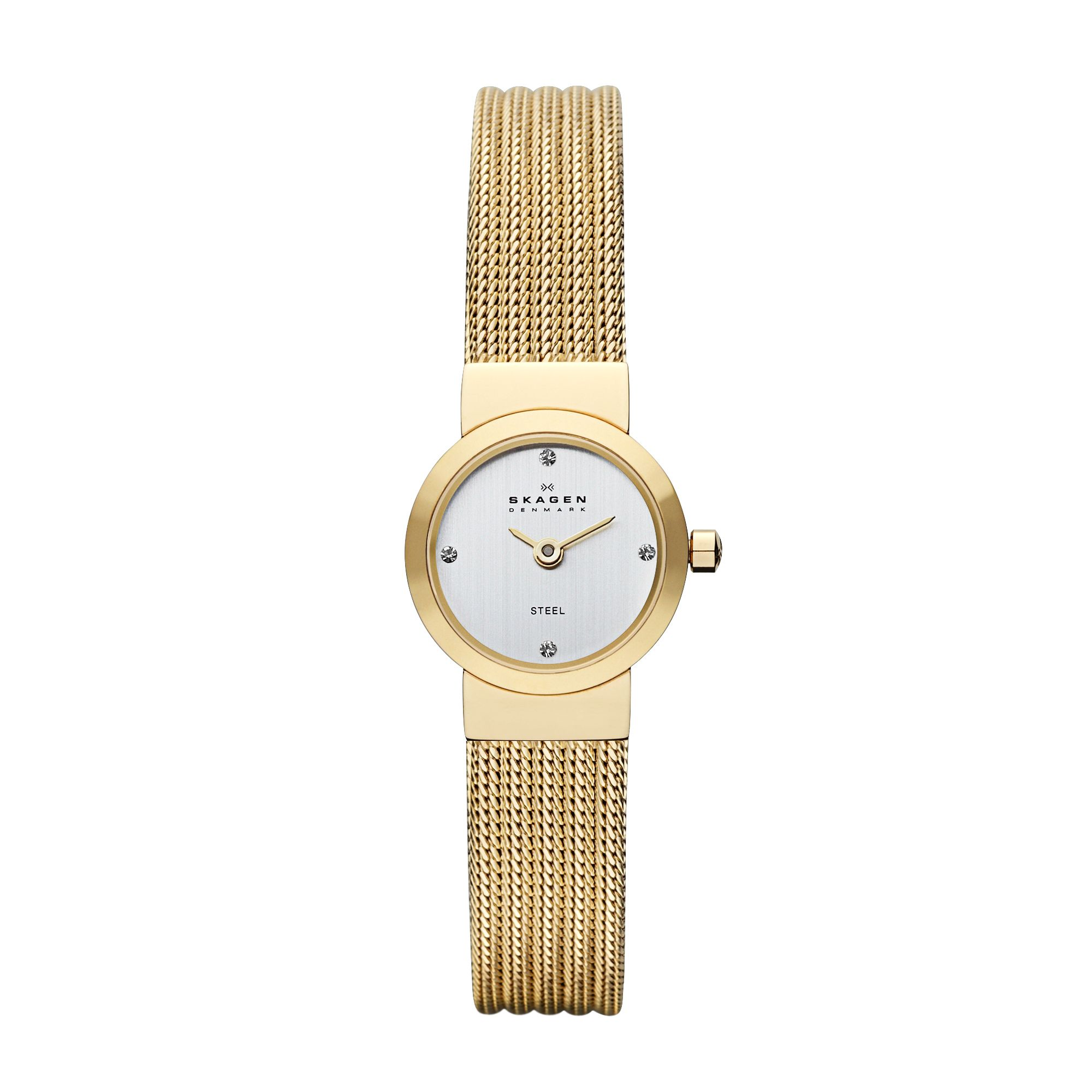 SKW2009 Classic stainless steel ladies watch
