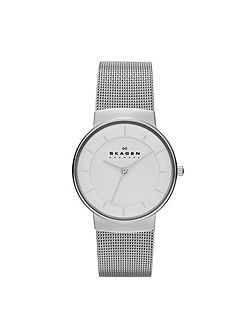 SKW2075 Classic Silver Ladies Mesh Watch