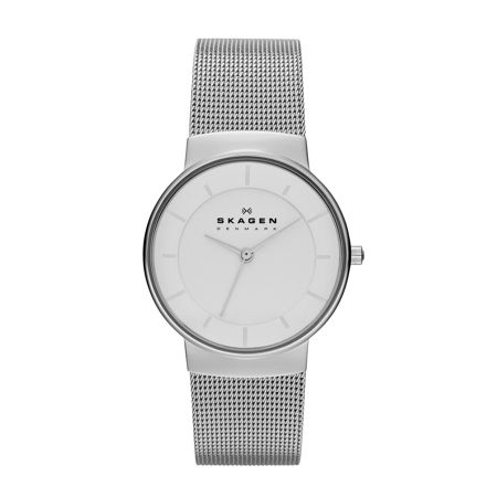 Skagen SKW2075 Classic Silver Ladies Mesh Watch