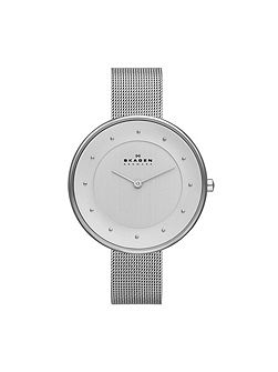 SKW2140 Gitte Silver Ladies Mesh Watch