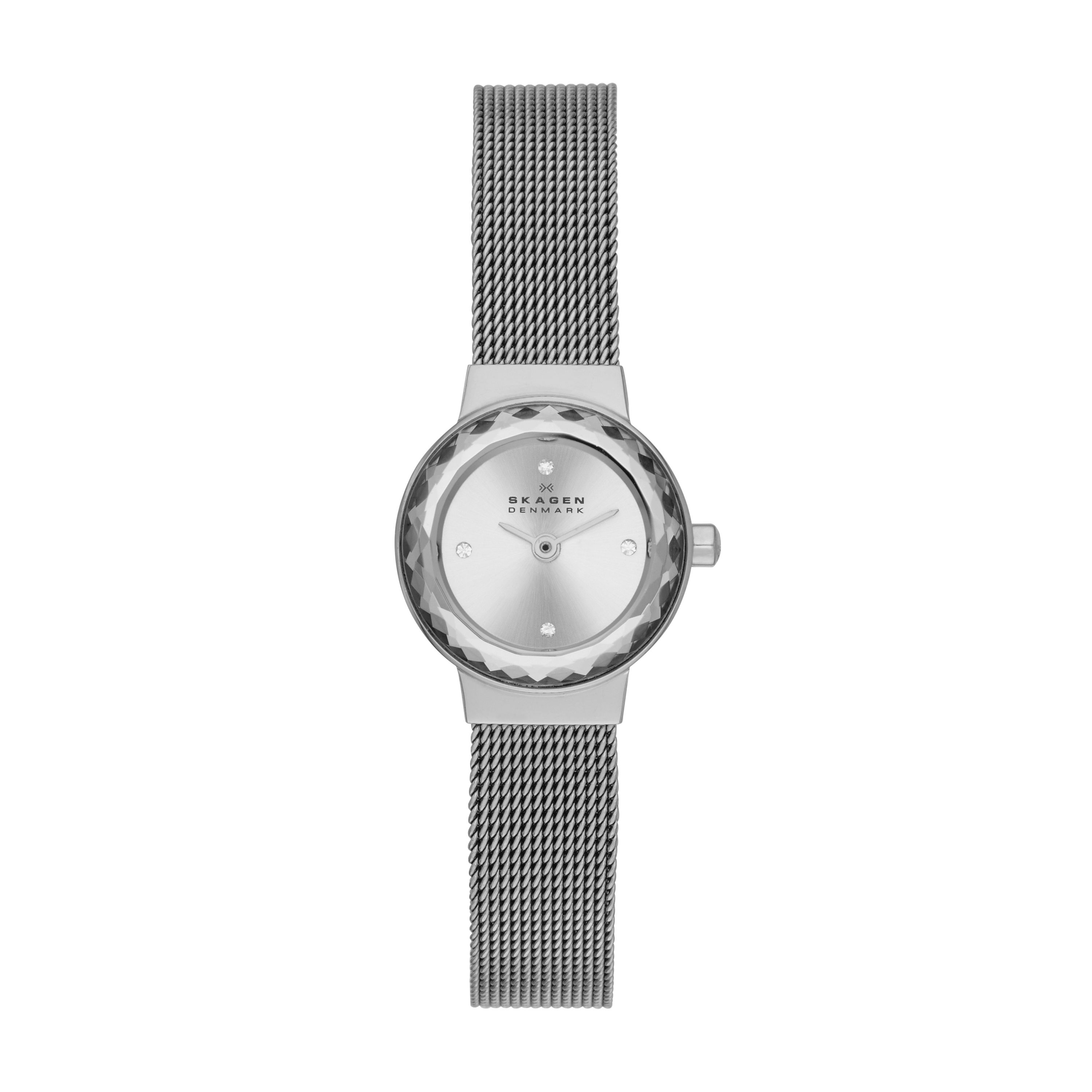 SKW2184 Leonora silver mesh ladies bracelet watch
