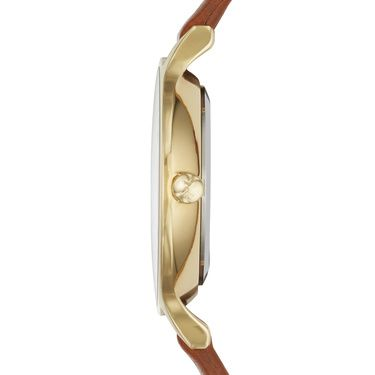 SKW2147 Anita Ladies Brown Leather Strap Watch