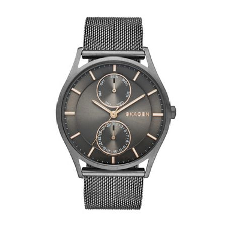 Skagen Skw6180 mens steel mesh watch