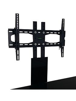 Black TV BRACKET accessory