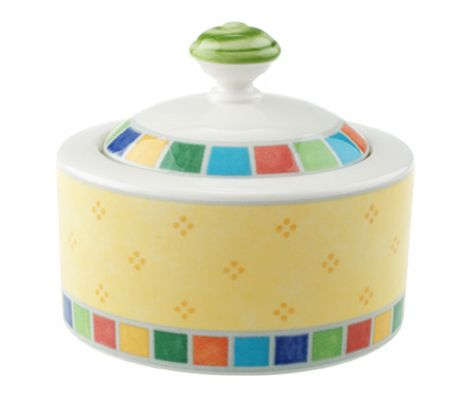 Villeroy & Boch Sugar and jam 6pers 0.20l