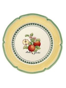 French Garden Valence Dinner plate, 26cm