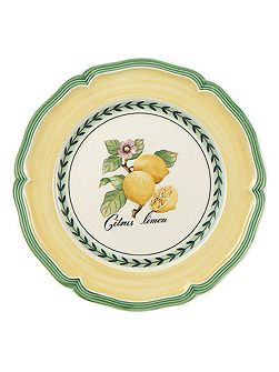French Garden Valence Salad plate, 21cm