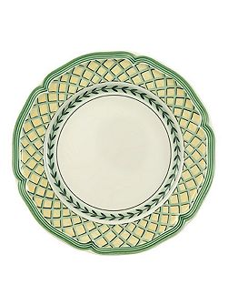 French Garden Orange Salad plate, 21cm