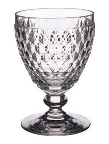Villeroy & Boch Boston white wine goblet, 12cm