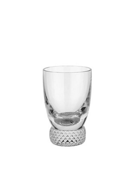 Villeroy & Boch Octavie shot glass, 6cm