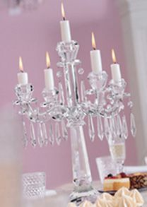 Villeroy & Boch Retro accessories candelabra, 5 arms