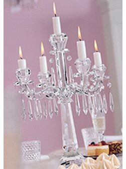 Retro accessories candelabra, 5 arms