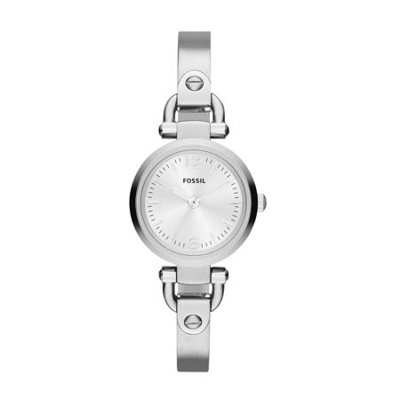 Fossil ES3269 Georgia Silver Ladies Bracelet Watch