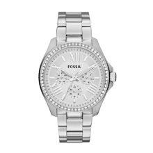 Am4481 cecile ladies silver glitz bracelet watch