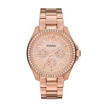 Am4483 cecile ladies rose glitz bracelet watch