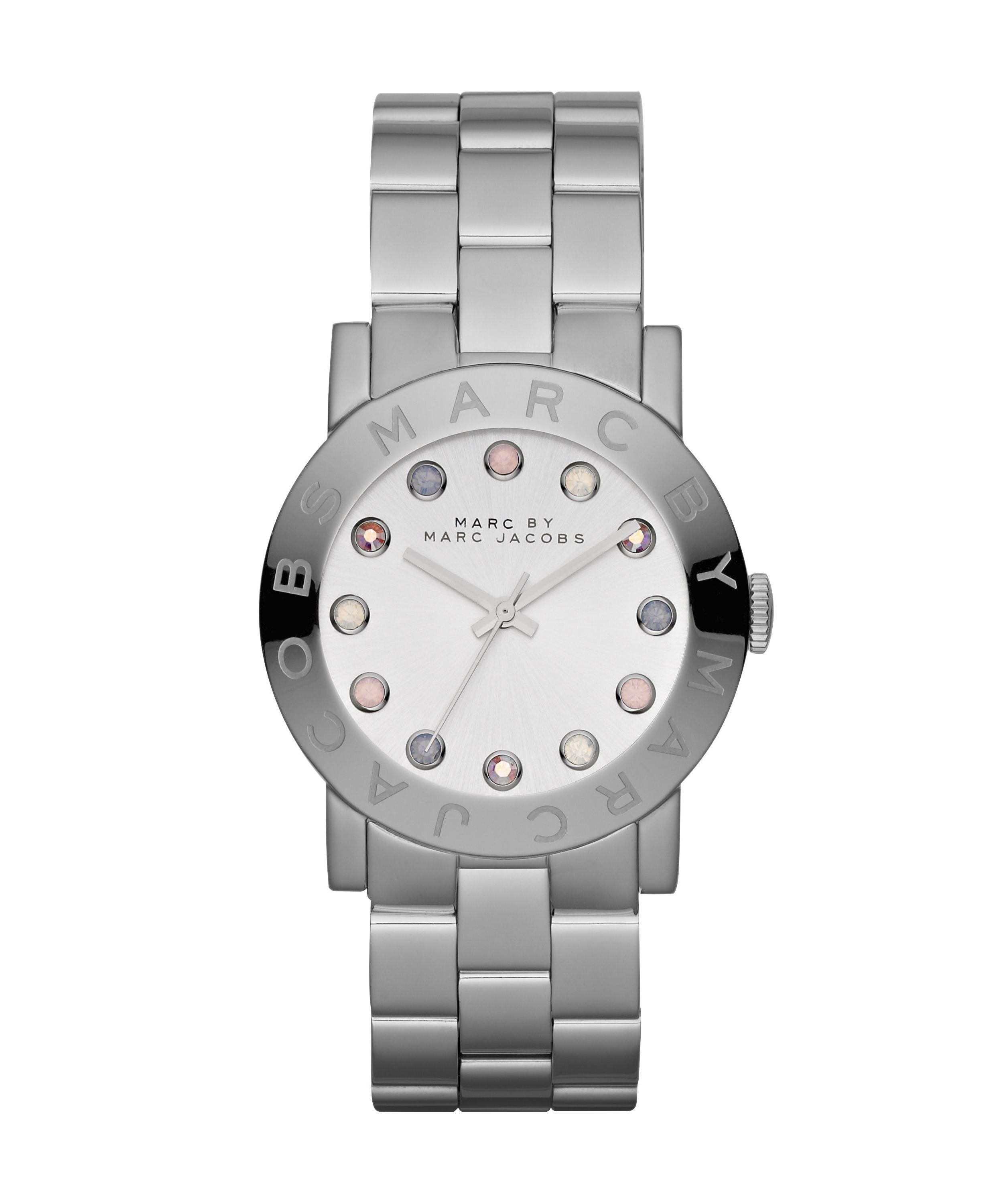 MBM3214 Amy silver stainless steel ladies watch
