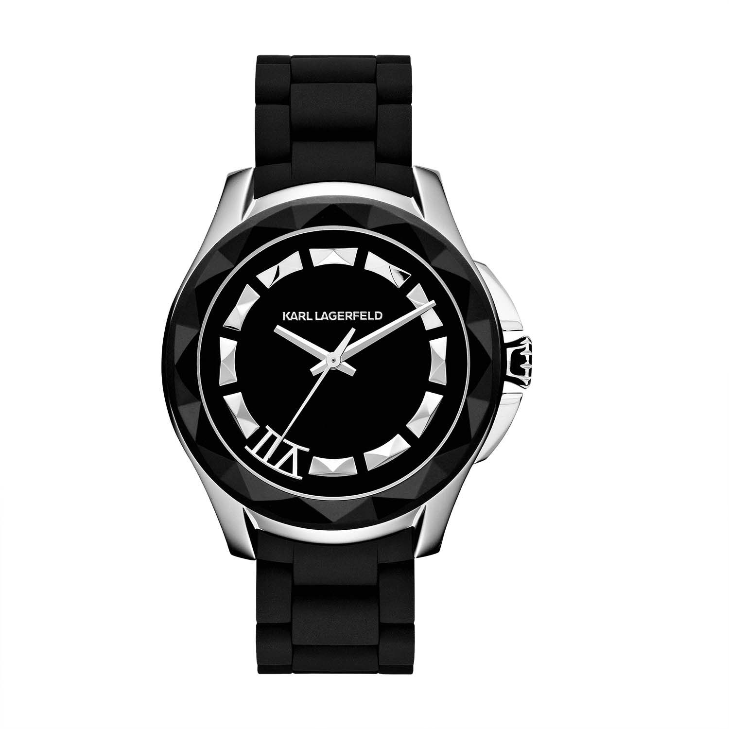 KL1013 KLASSIC black unisex watch