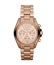 Michael Kors MK5799 Mercer Rose Gold Ladies Bracelet Watch