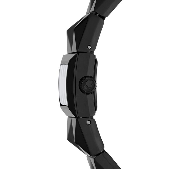 KL2601 Perspektive Black Ladies Bracelet Watch