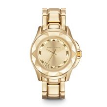 KL1020 Karl 7 Gold Unisex Bracelet Watch