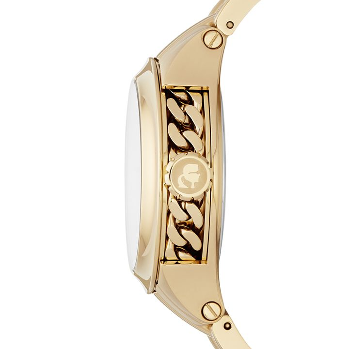 KL1217 Chain Gold Bracelet Watch