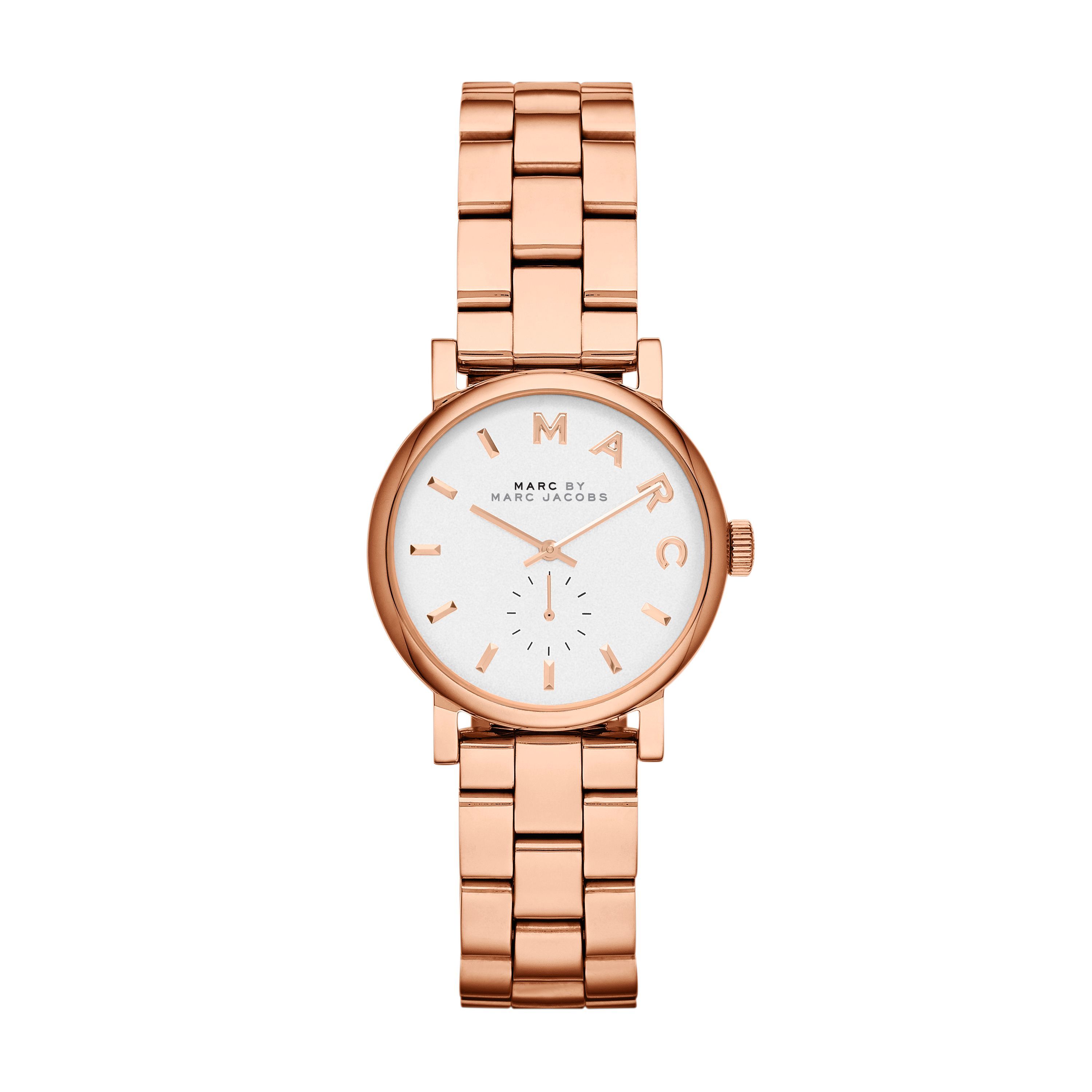 MBM3248 Baker Rose Gold Mini Ladies Watch