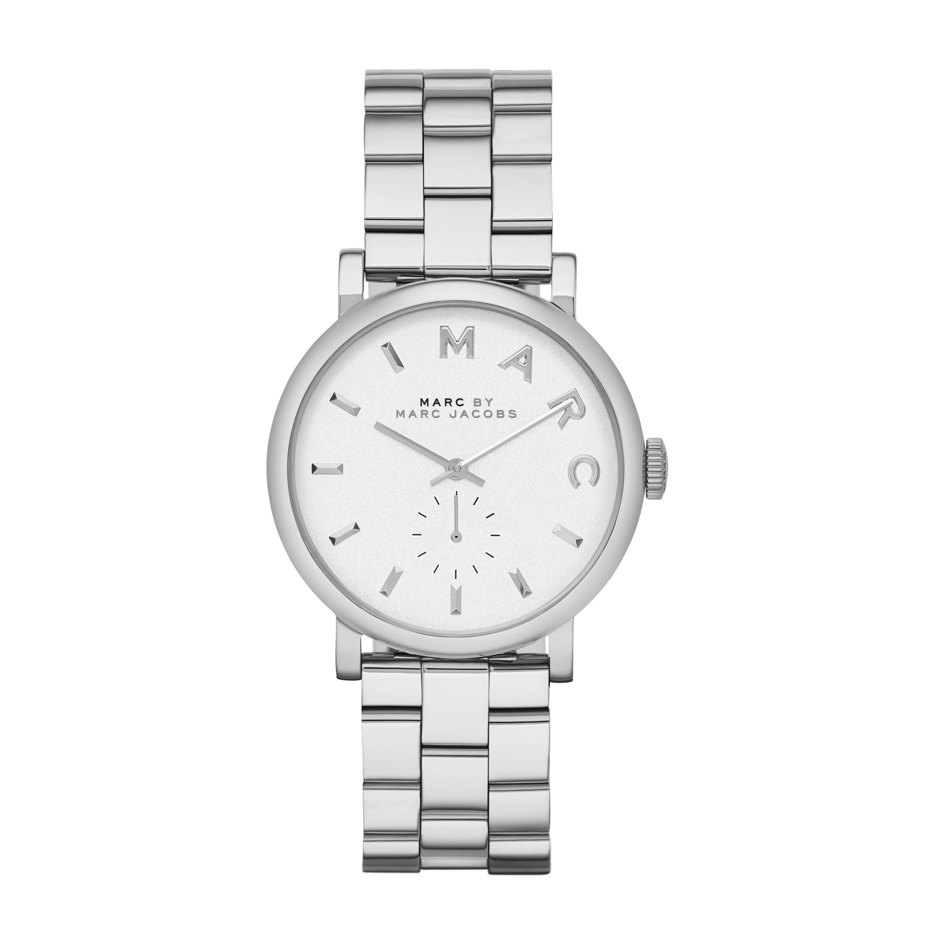 MBM3242 Baker Silver Ladies Bracelet Watch