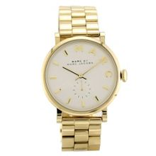 Marc Jacobs MBM3243 Baker Gold Ladies Bracelet Watch