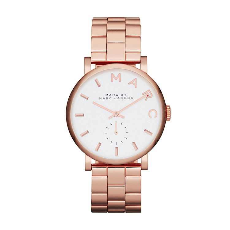 MBM3244 Baker Rose Gold Ladies Watch
