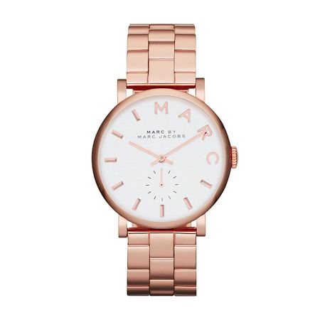 Marc Jacobs MBM3244 Baker Rose Gold Ladies Watch