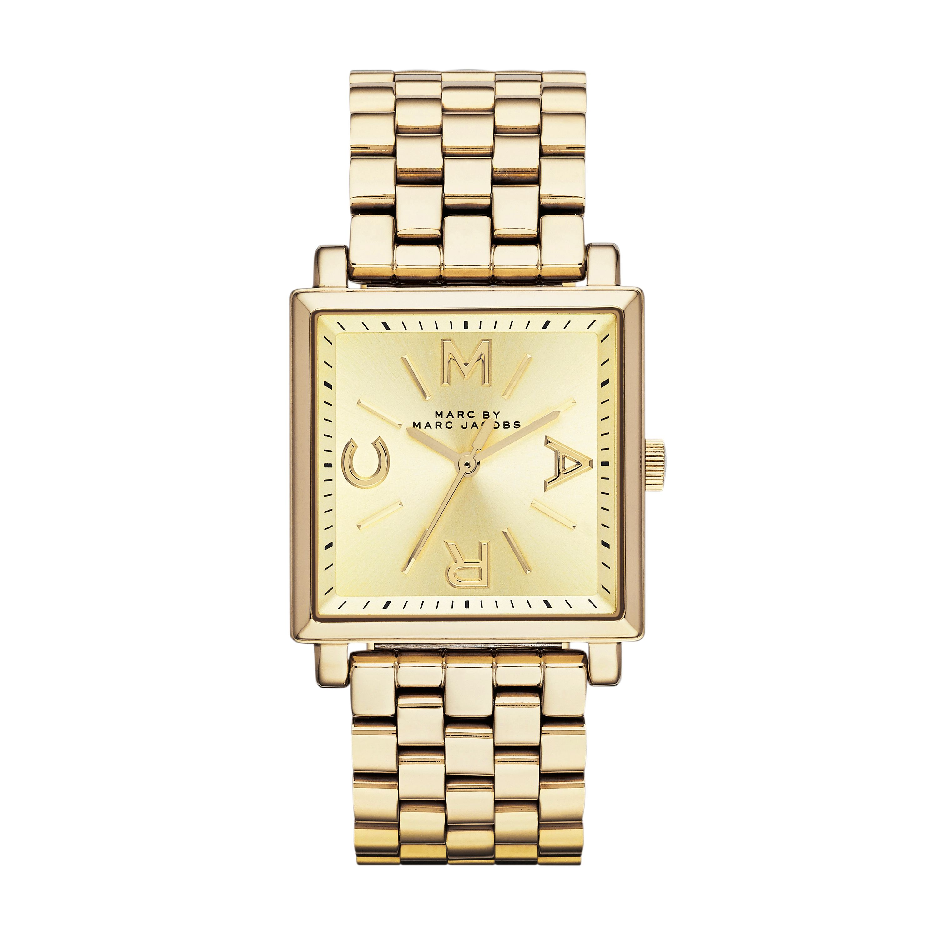 MBM3259 Truman Gold Square Ladies Watch