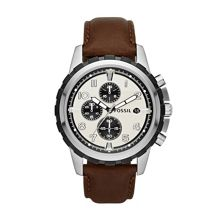 FS4829 Dean Brown Leather Mens Watch