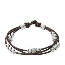 JA6068040 Ladies brown fashion bracelet