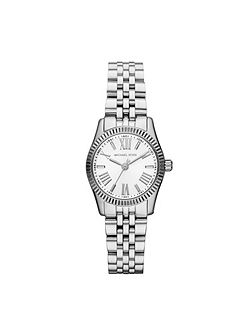Michael Kors MK3228 Lexington Silver Ladies Bracelet Watch