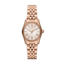 MK3230 Lexington Rose Gold Ladies Watch