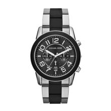 MK8321 Mercer Silver Mens Sports Watch