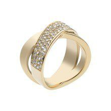 Brilliance Pave Ring - Ring Size P - M/L