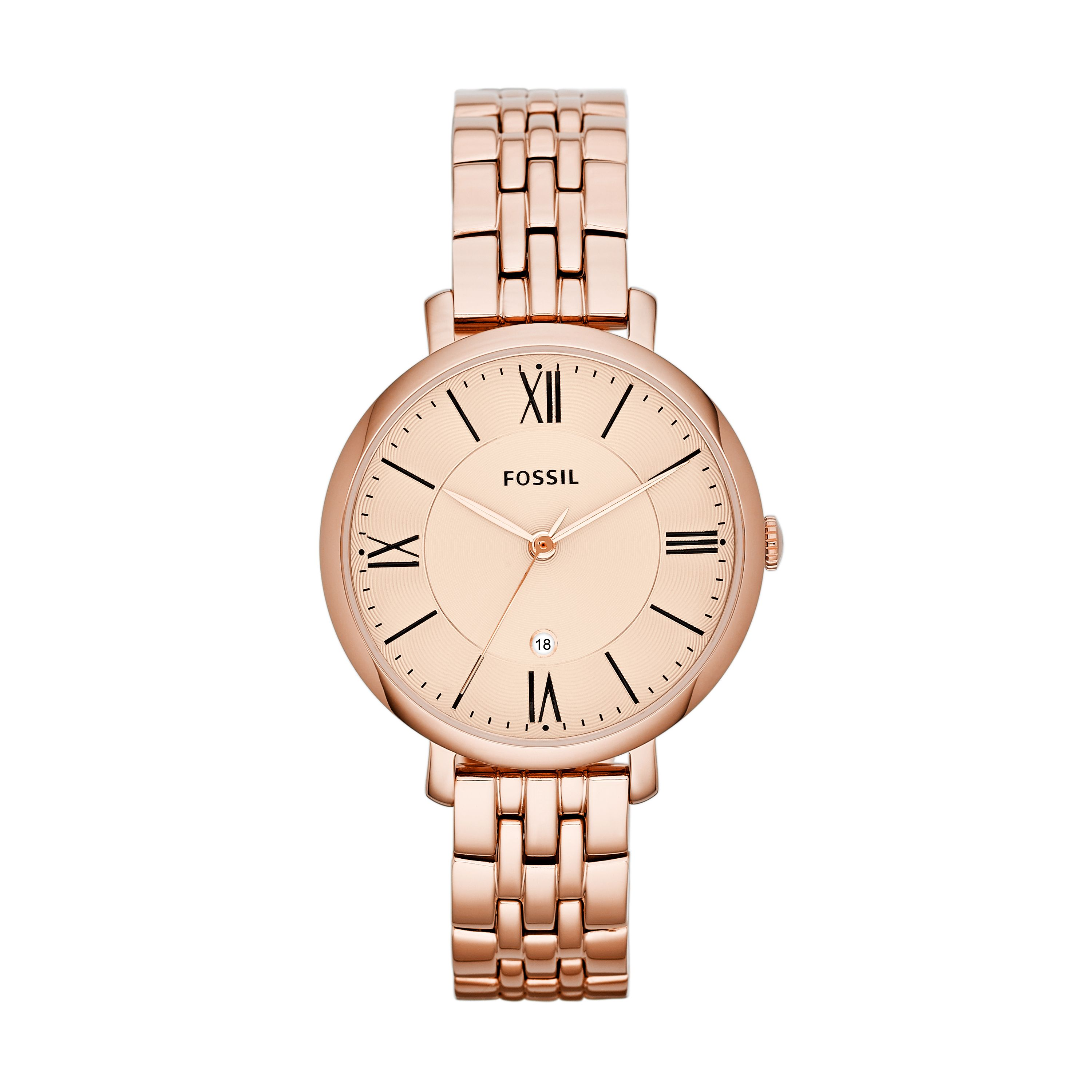 ES3435 JACQUELINE rose gold ladies watch
