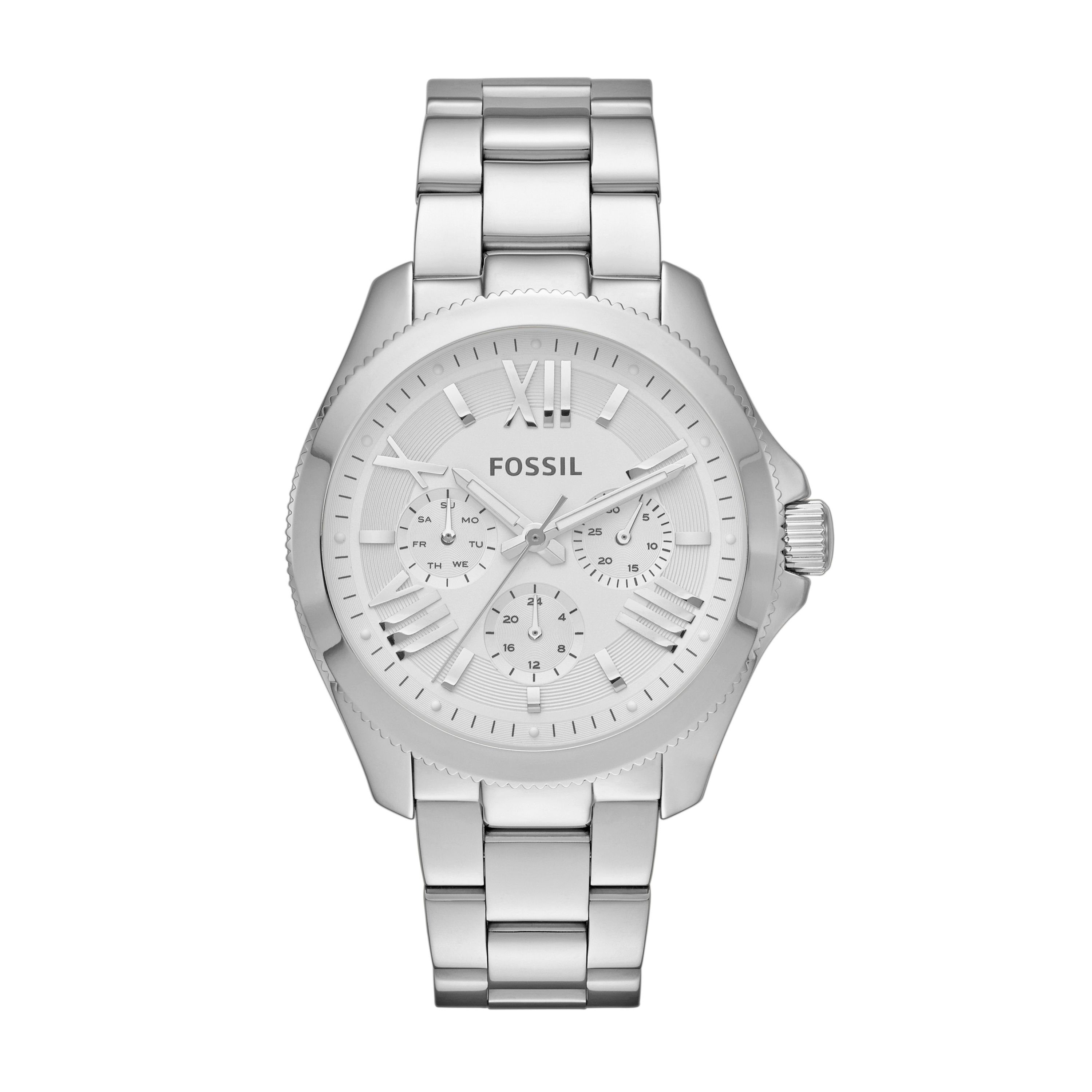 AM4509 Cecile Silver Ladies Bracelet Watch