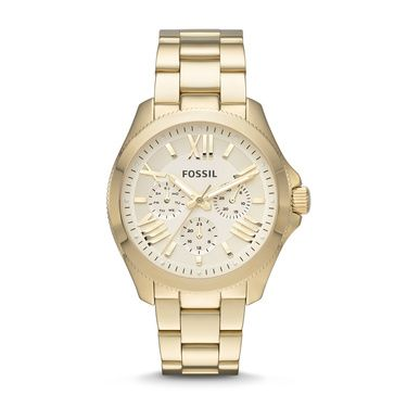 AM4510 Cecile Ladies Gold Bracelet Watch