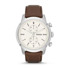 FS4865 Townsman Gents Leather Chronograph Watch