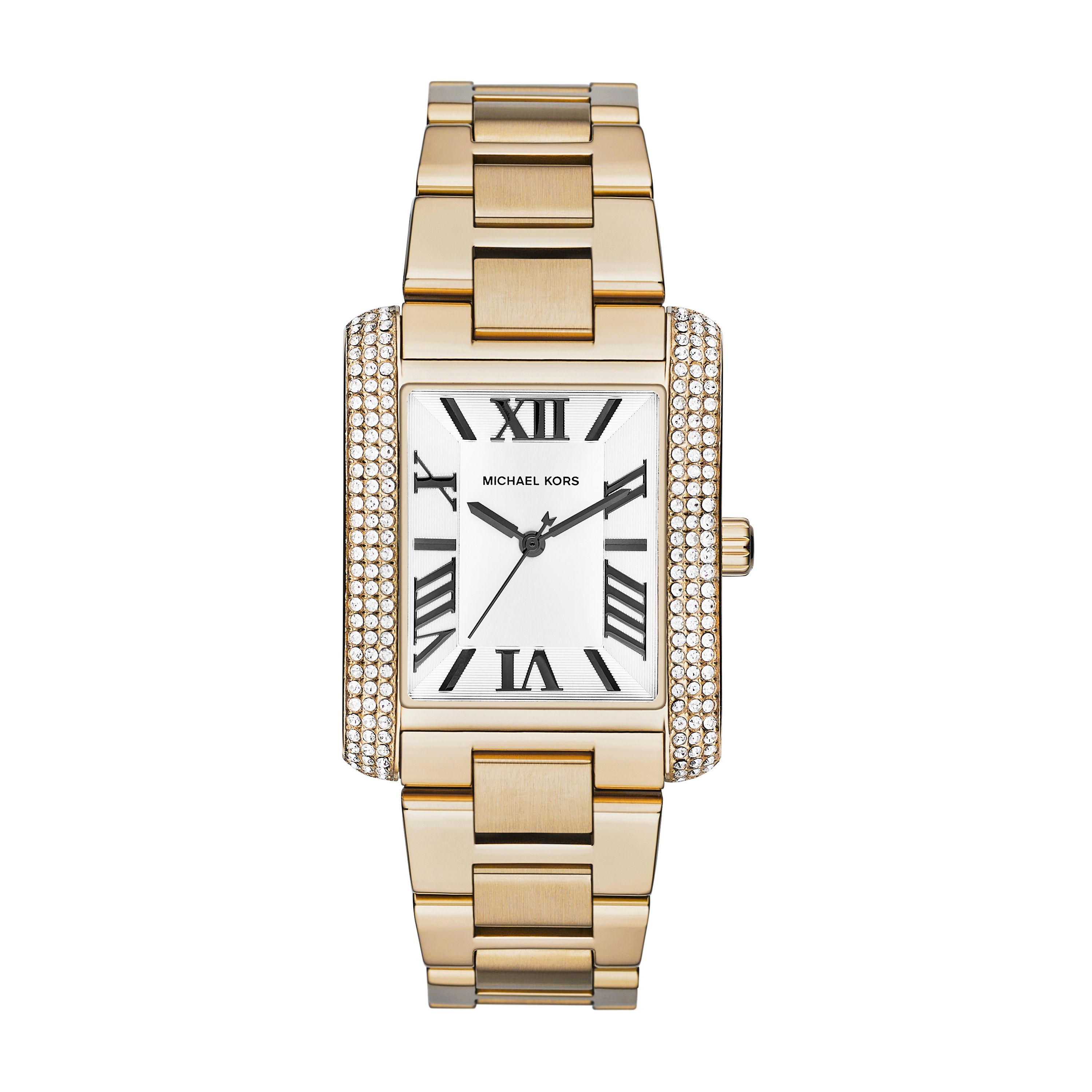 MK3254 Emery Gold Ladies Bracelet Watch