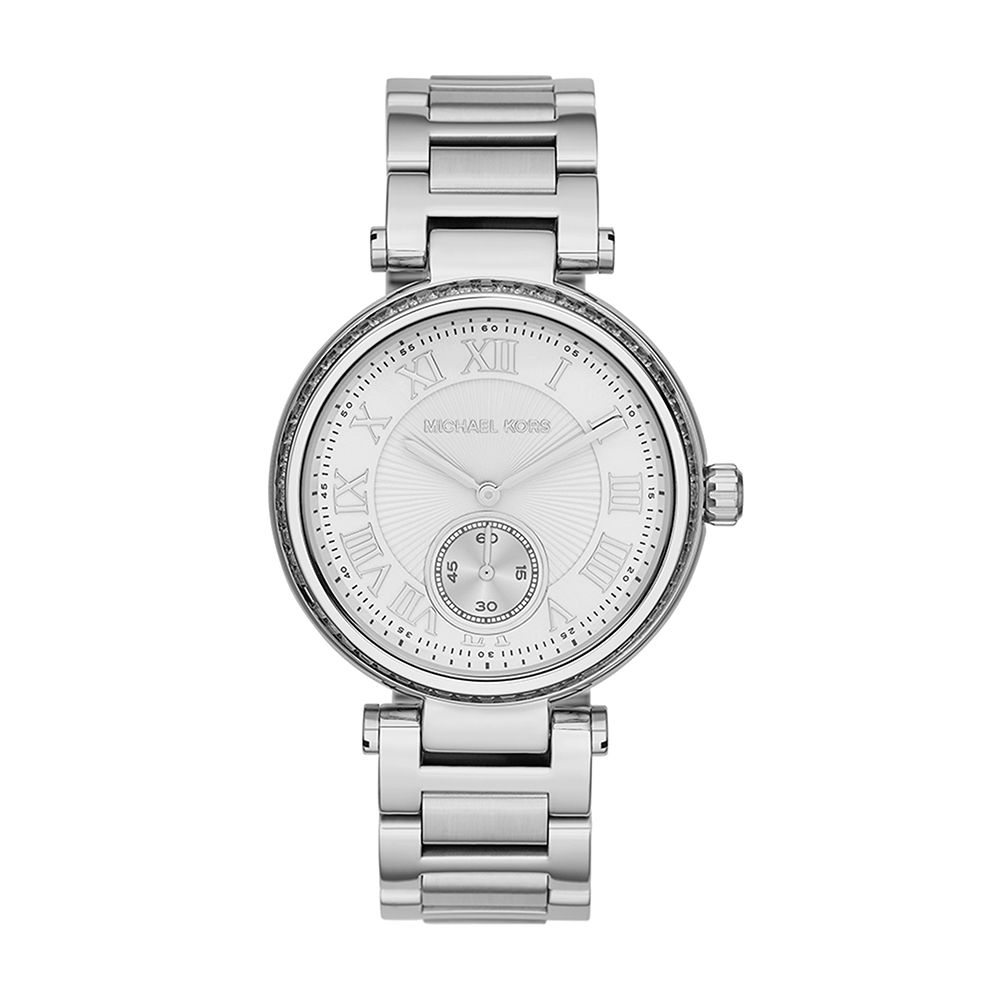 MK5866 Skylar Silver Ladies Bracelet Watch