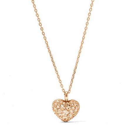 Fossil JF01156791 womens necklace