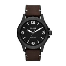 JR1450 Nate Brown Leather Mens Watch