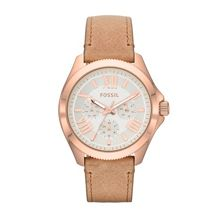 AM4532 Cecile Nude Leather Ladies Watch