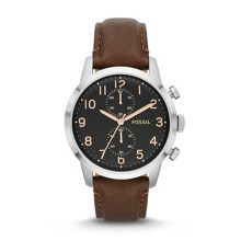 FS4873 Townsman Gents Leather Chronograph Watch